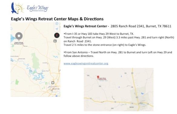 EWRC Directions & Map