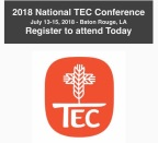 2018 National TEC Conference - Register to Attend